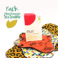 pack menstruacion sostenible